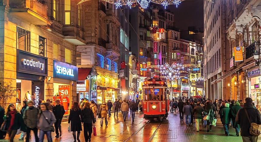 استانبول جذابترین مقصد گردشگری ایرانیان