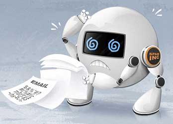 محافظت از ایمیل در برابر ربات ها