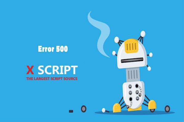 رفع مشکل HTTP 500 Internal Server
