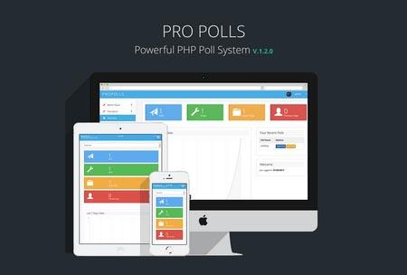 اسکریپت خدماتی ایجاد نظرسنجی Pro Polls