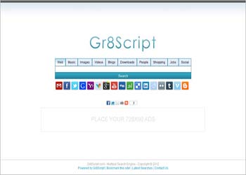 اسکریپت جستجو