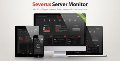 اسکریپت Server Monitor