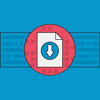 ساخت دکمه دانلود فایل