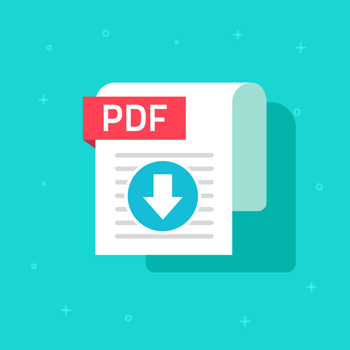 کپی کردن متن از فایل PDF برای استفاده در محتوای سایت