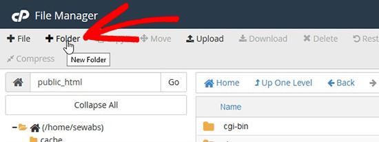 بارگذاری فایل html
