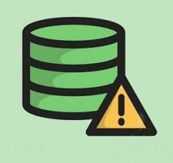 رفع خطا در اتصال پایگاه داده