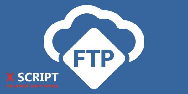 حذف درخواست اطلاعات FTP