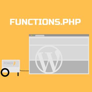 درباره وردپرس function.php بیشتر بدانیم!