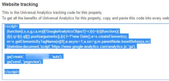 نحوه نصب Google Analytics در وردپرس