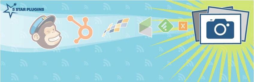 افزونه Featured Images in RSS & Mailchimp Email
