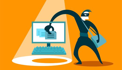 جلوگیری از دزدی تصاویر سایت وردپرسی