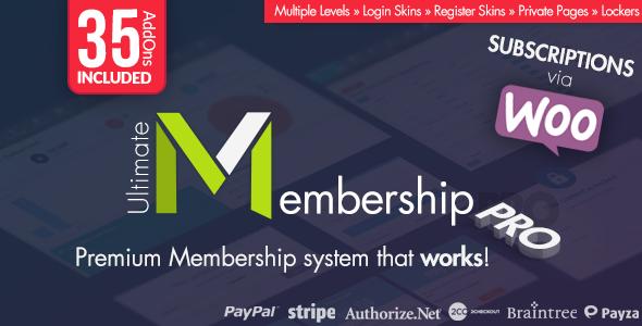 افزونه عضویت ویژه
