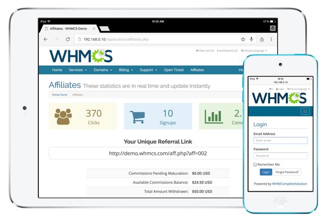 دانلود اسکریپت مدیریت هاستینگ WHMCS نسخه 6.2.2