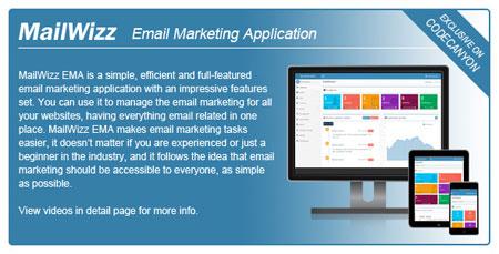 دانلود اسکریپت بازاریابی ایمیل MailWizz نسخه 1.3.5.2