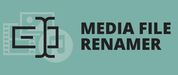 افزونه Media File Renamer