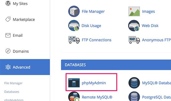 تغییر آدرس ایمیل مدیریت وردپرس
