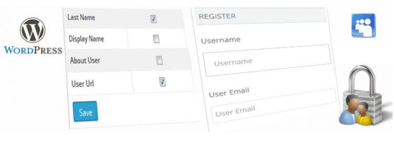 ساخت فرم ثبت نام در وردپرس