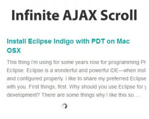 infinite-ajax-scroll