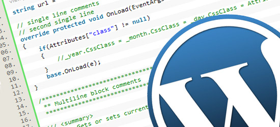 wordpress-query-code
